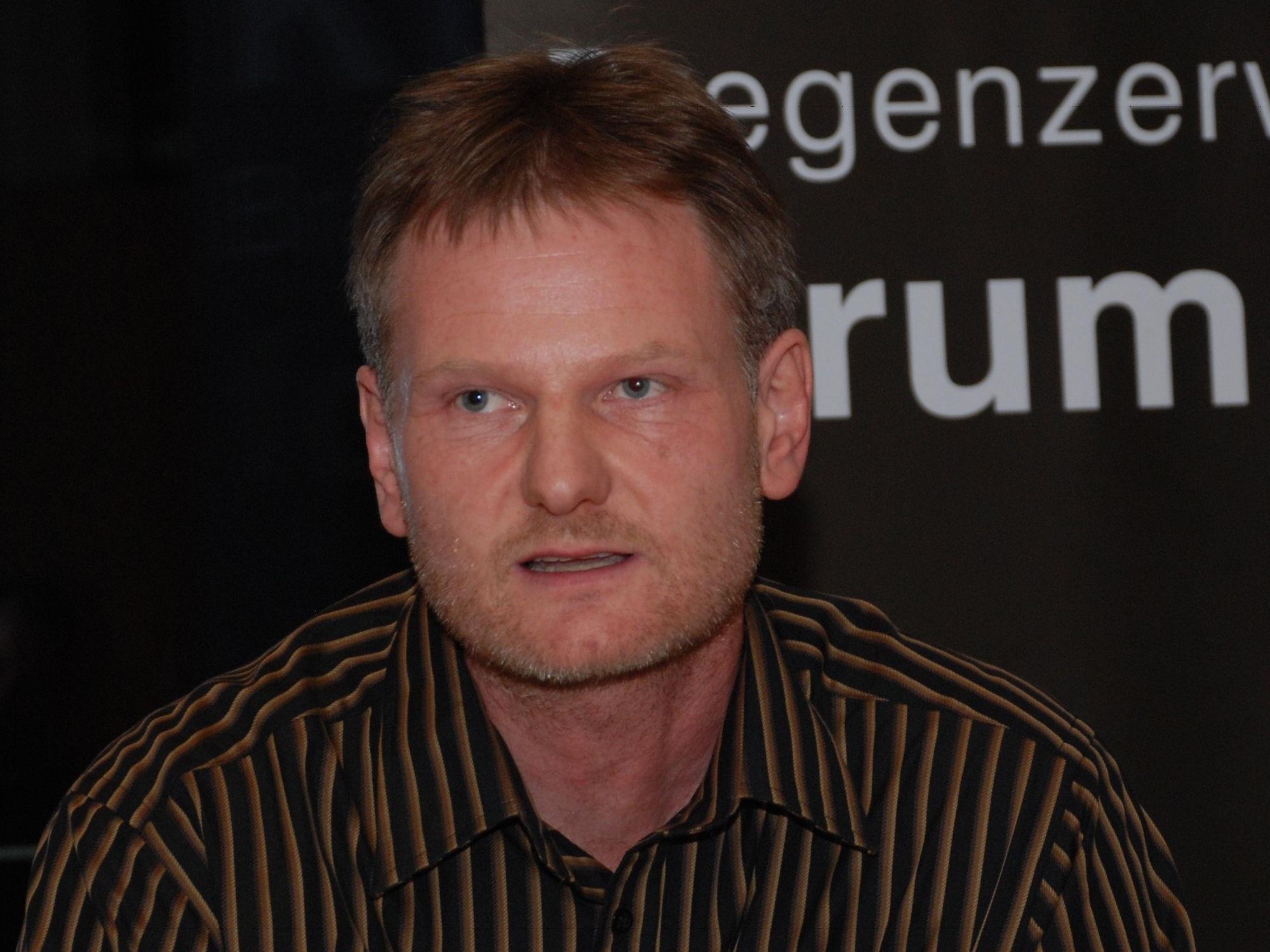 Kurt Bereuter vom KUFO Bregenzerwald