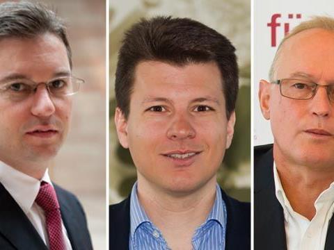 Brunner, Winder und Keckeis als mögliche Kandidaten für Gögeles Posten.