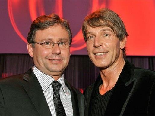 Dominic Heinzl (mit Alexander Wrabetz): Bekommt er eine neue Show?