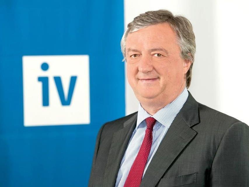 Hubert Bertsch zum neuen IV-Vizepräsidenten auf Bundesebene gewählt.