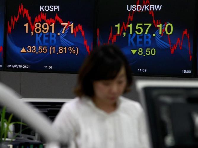 Märkte in Asien atmeten nach Griechen-Wahl einmal auf.