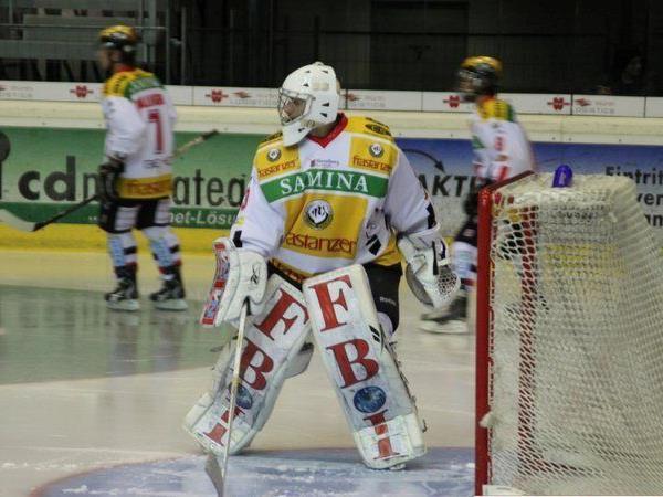 Torhüter Patrick Machreich verlässt die VEU in Richtung Innsbruck