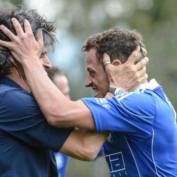 Andelsbuch-Coach Daniel Madlener will sich über den Meistertitel freuen.