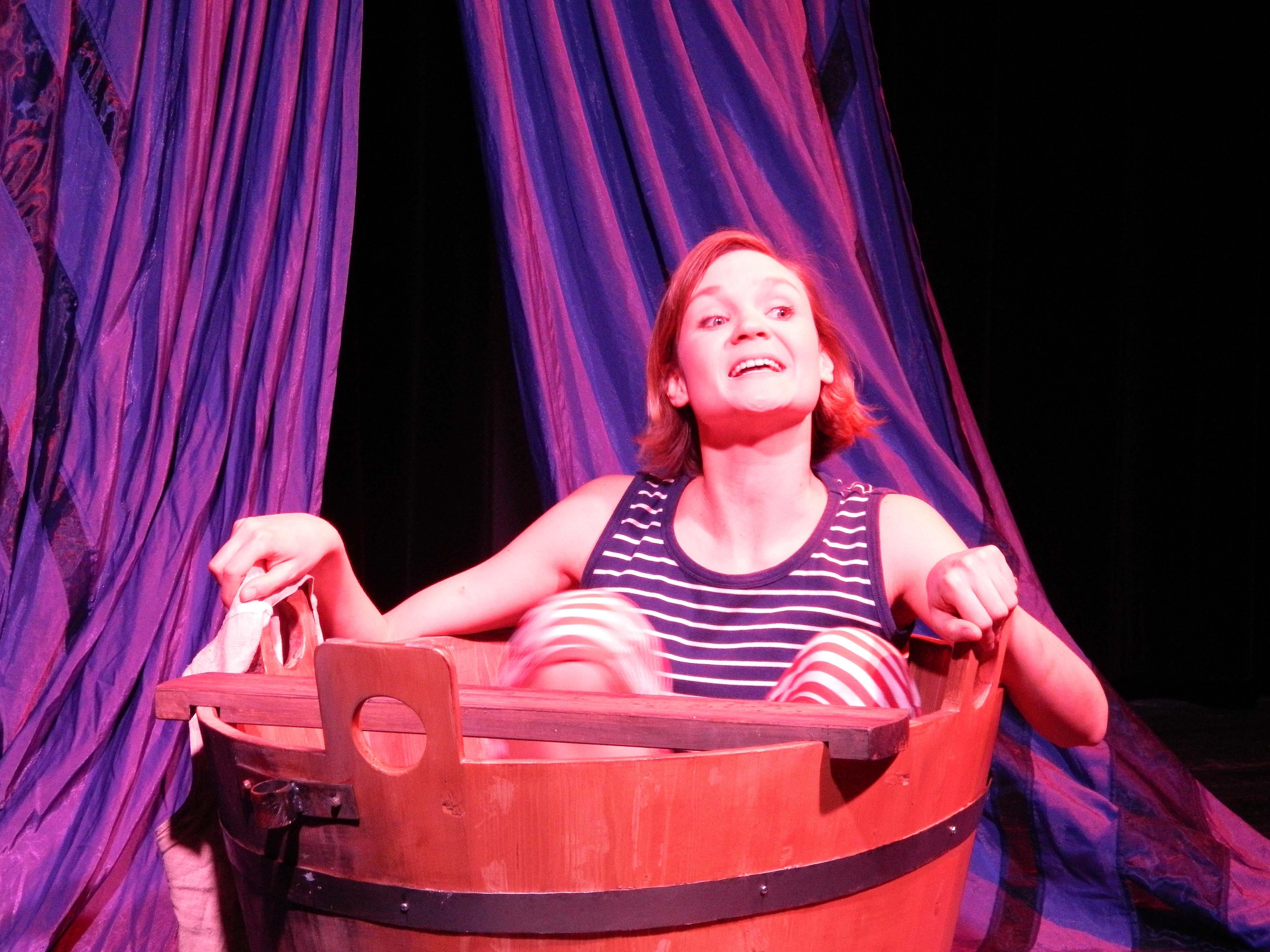 """Olga Waescher als """"Molly"""""""