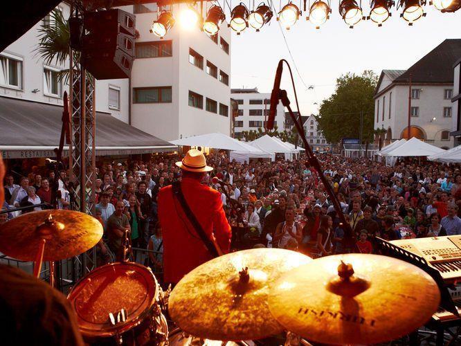 """""""New Orleans Festival"""" in Bregenz von 6. bis 10. Juni."""