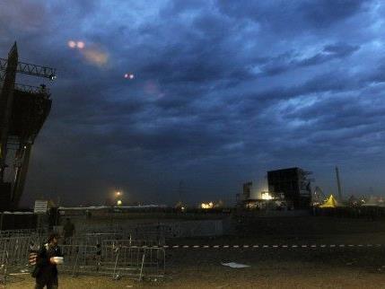 Todesfall am Nova Rock: Riss der Hauptschlagader war Ursache