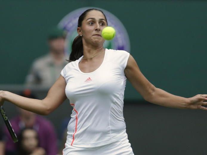 Die Dornbirnerin ist derzeit in Wimbledon im Einsatz.