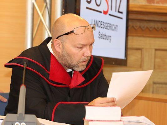 Staatsanwalt Andreas Pechatschek eröffnete den Reigen der Schlussplädoyers.