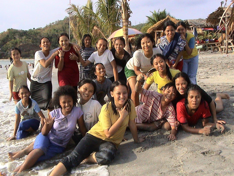 Preda setzt sich sehr erfogreich für Kinderrechte auf den Philippinen ein