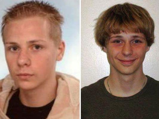 Links ein Fahndungsfoto der niederländischen Polizei, rechts ein Foto der Berliner Polizei.