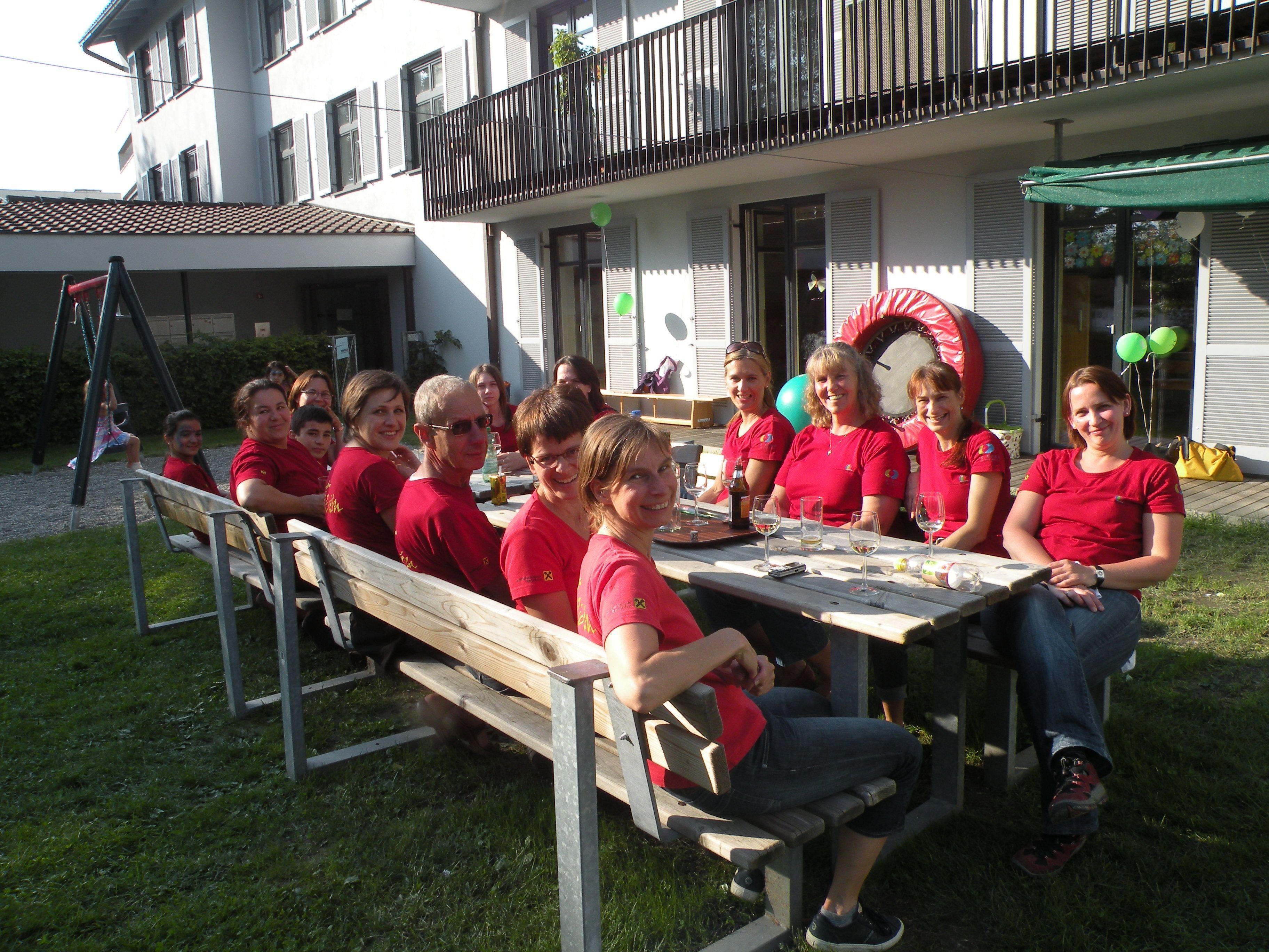 Das EKiZ-Team lädt wieder zum großen Sommerfest.