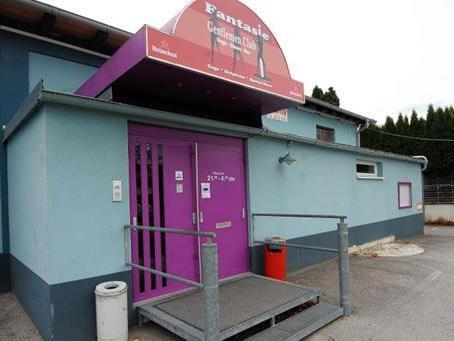 Elf Jahre Haft wegen Mordversuch vor Tabledance-Lokal sind rechtskräftig.