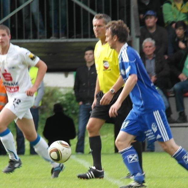 Rene von der Thannen erzielte das 1:0 und Andelsbuch ist wieder Leader.