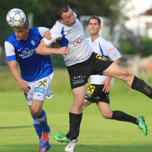 FC Lustenau gewann den ersten Test gegen Kennelbach mit 2:0.