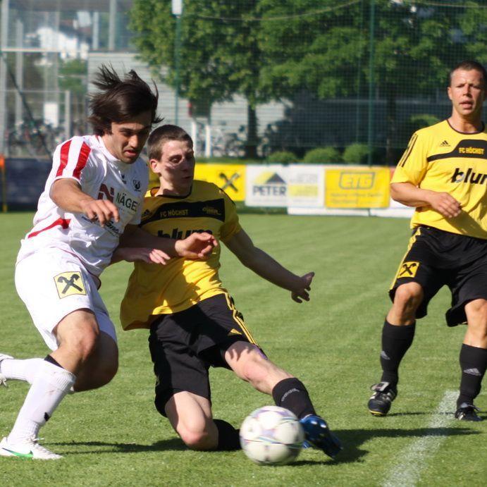 Höchst will gegen Cupfinalist Wolfurt zu Hause gewinnen.