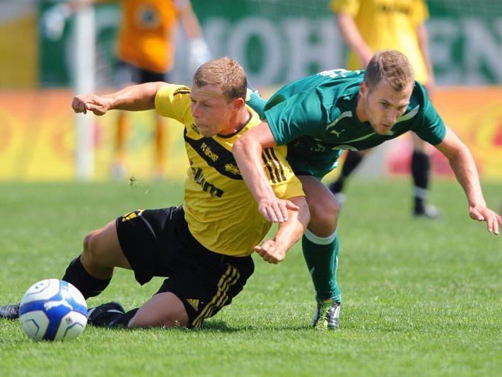 Marcel Wirth kann mit FC Höchst noch den Meistertitel fixieren.