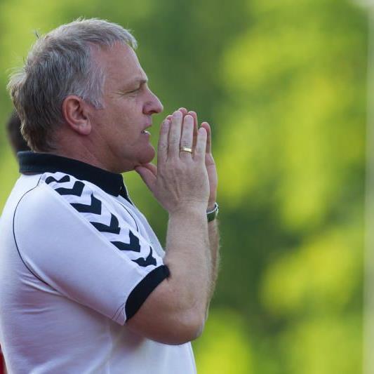 Erfolgscoach und Sportchef Peter Sallmayer konnte mit seiner Mannschaft mehr als zufrieden sein.