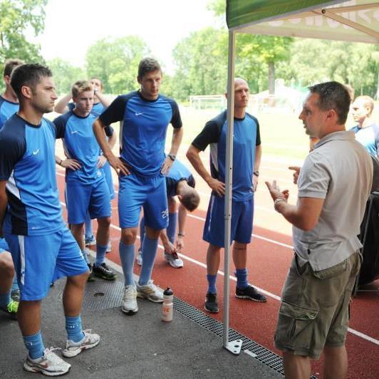 FC Lustenau startete mit Laktattests in die lange Vorbereitung.