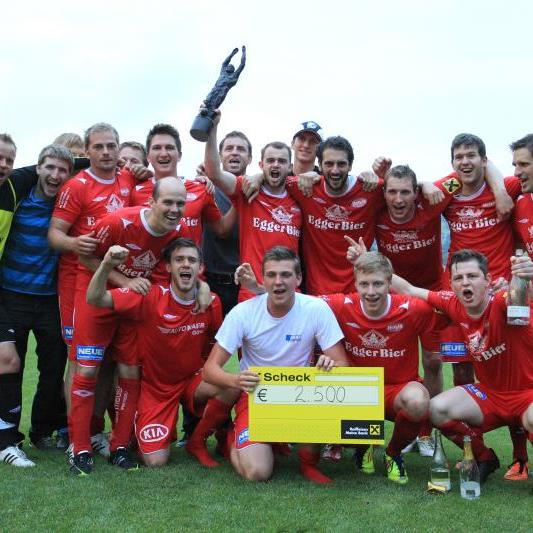 FC Egg gewinnt den Wäldercup zum zweiten Mal in Folge.