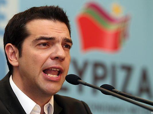 Chef der griechischen Linken: Alexis Tsipras