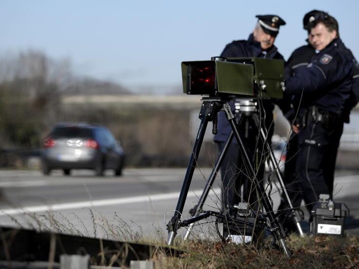 Andere Länder, andere Strafen - Verkehrsdelikte können teuer kommen.