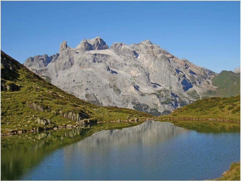 Die Gletscher haben auf unsere Speicherseen einen geringeren Einfluss als dies etwa in der Schweiz der Fall ist.
