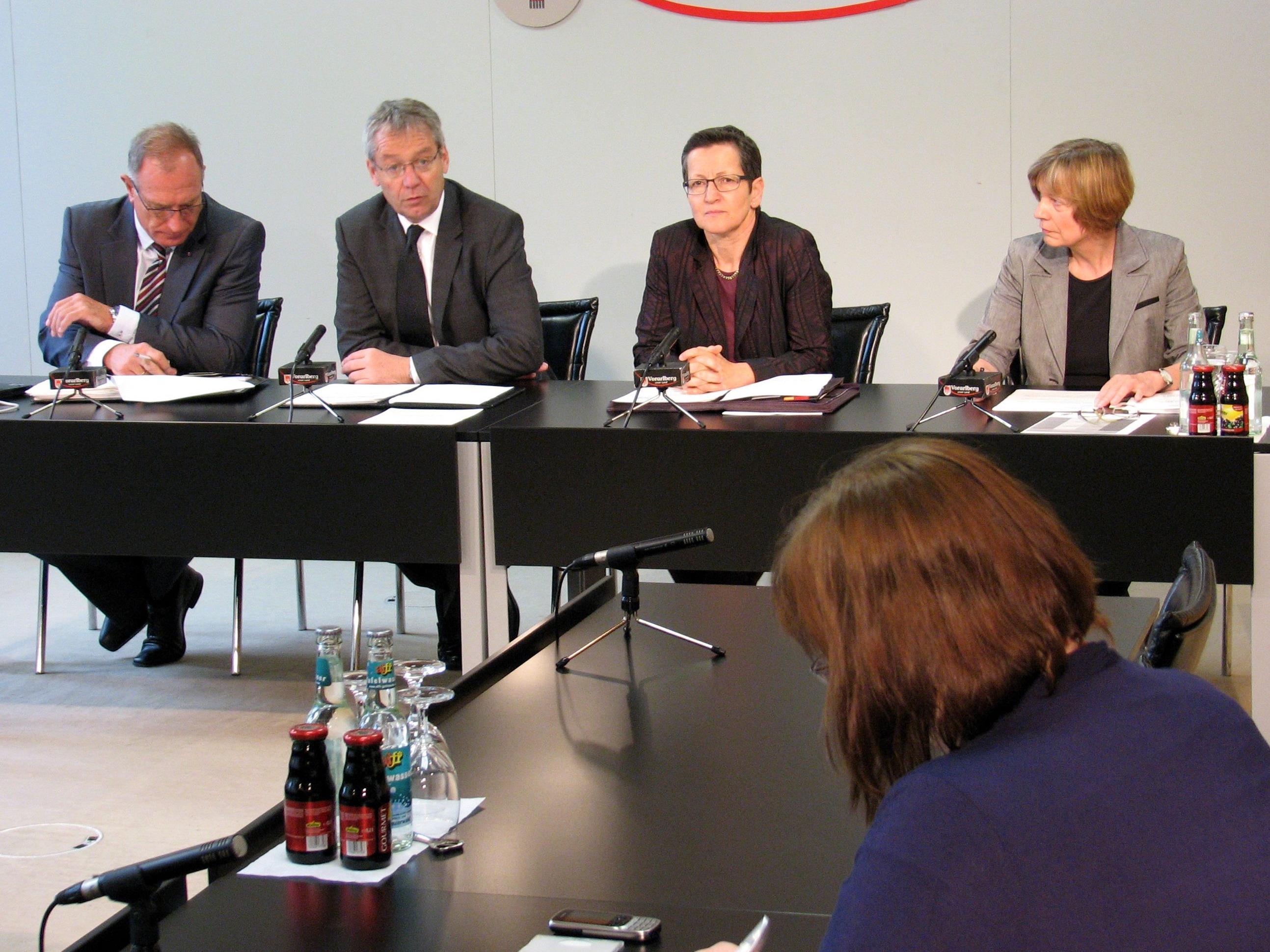 Land Vorarlberg startet umfangreiches Forschungs- und Entwicklungsprojekt