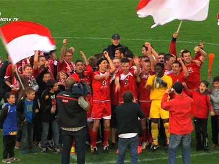 Dornbirn erneut Cupsieger