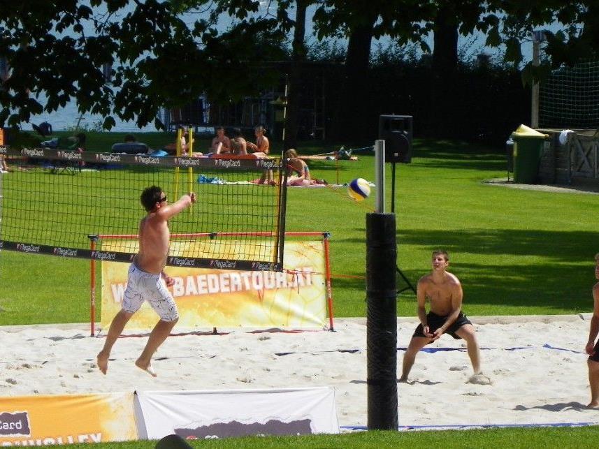 Beach Volleyball Bädertour