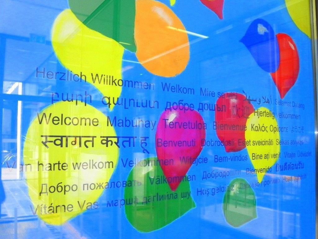 Bregenz heißt seine Bürgerinnen und Bürger in 37 Sprachen willkommen