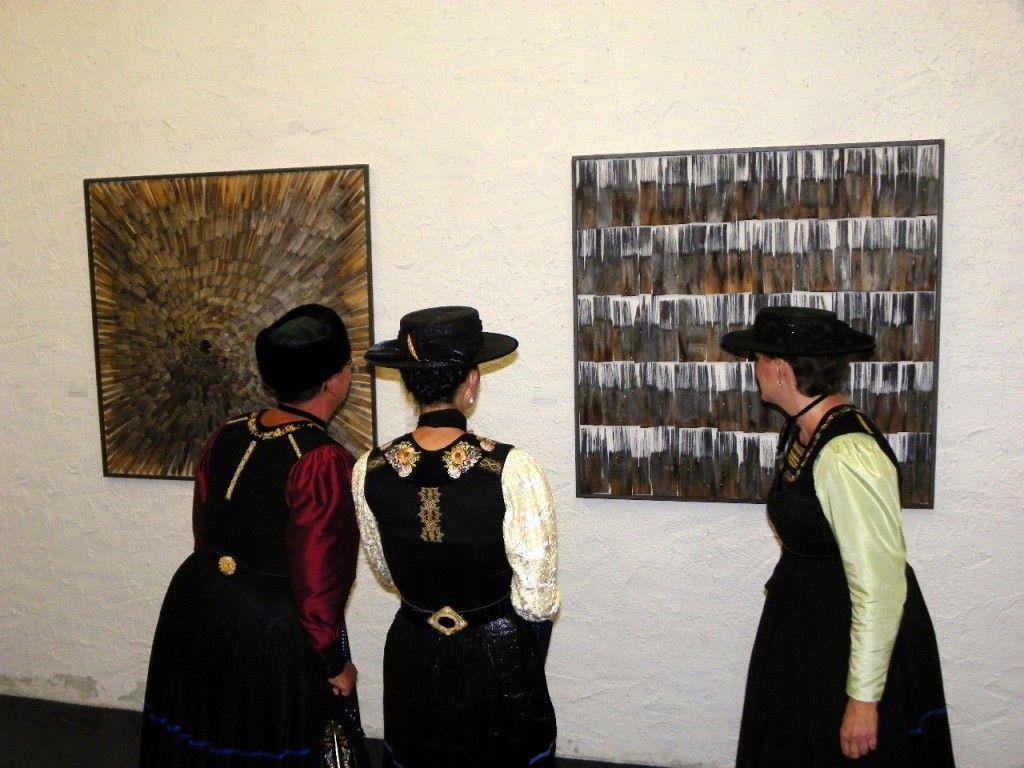 Wälder Kunst im Künstlerhaus