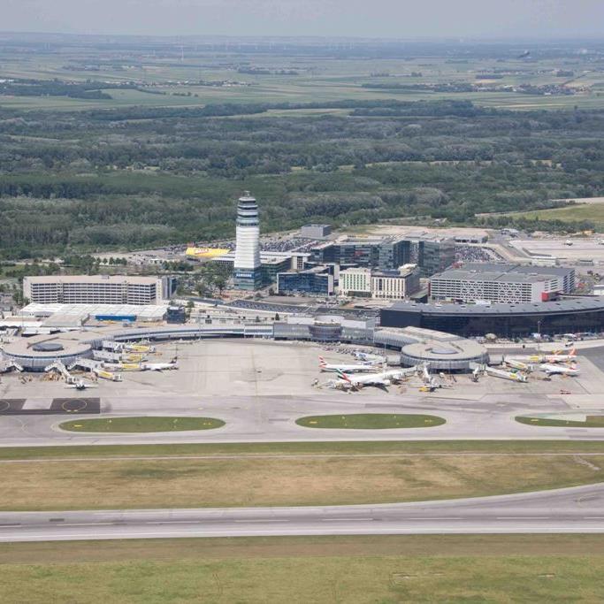Der Flughafen Wien wird wohl eine ditte Piste bekommen