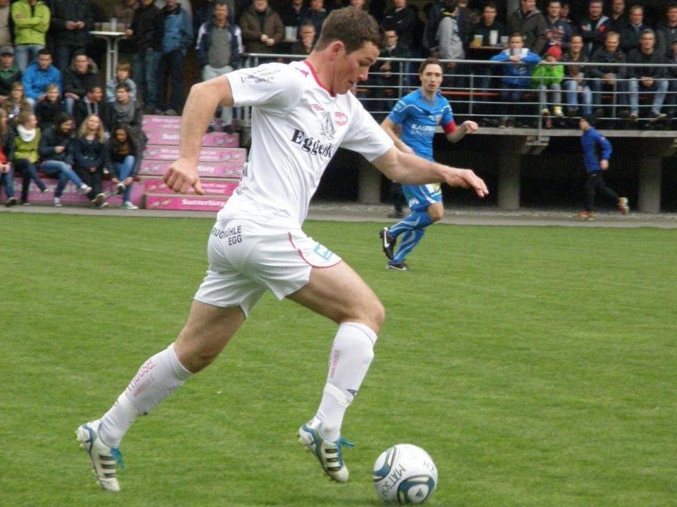 Die Kicker vom Titelverteidiger FC Egg sollten sich zum Auftakt des Wäldercups keine Blöße geben.