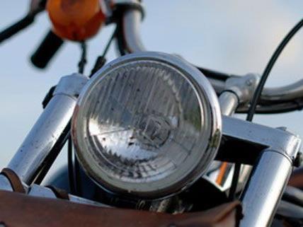 Insgesamt vier Motorraddiebstähle in Wien und Niederösterreich wurden aufgeklärt.
