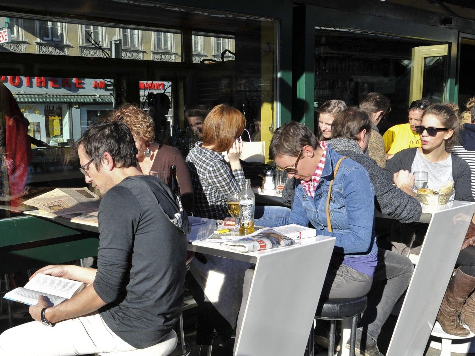 Ganz Wien ist im Frühstücksfieber