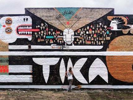 Künstlerin Tika präsentiert am 27. Juli ihre neue Kollektion.