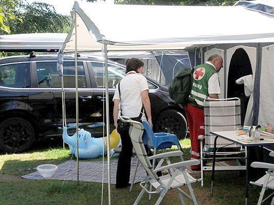 Nach dem tödlichen Unfall kümmerte sich ein Kriseninterventionsteam um die Familie aus Niederösterreich