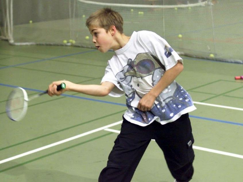 Der 1. BCV Fußach lädt ab September Schülerinnen und Schüler zum Badmintonspiel ein