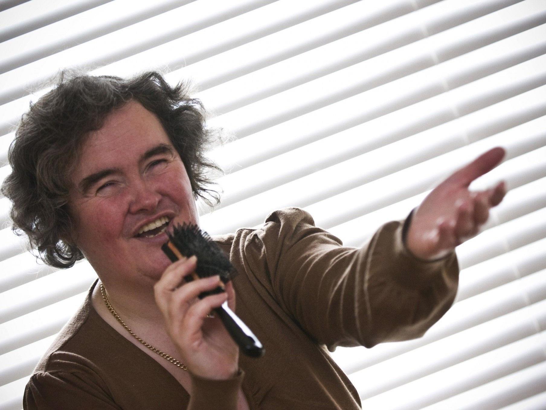 Ärger mit den Nachbarn: Nicht jeder mag Susan Boyles Gesang hören.