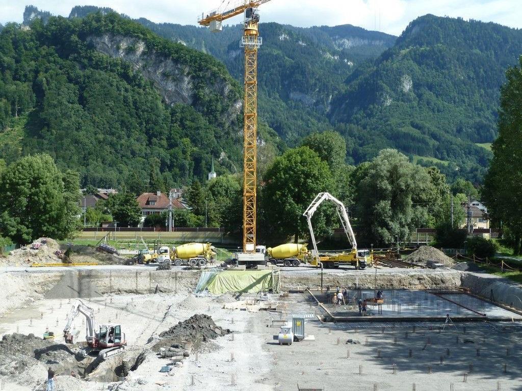 Auf dem Rosenplatz errichtet Collini Europas modernstes Anodisierwerk um 23 Millionen Euro.
