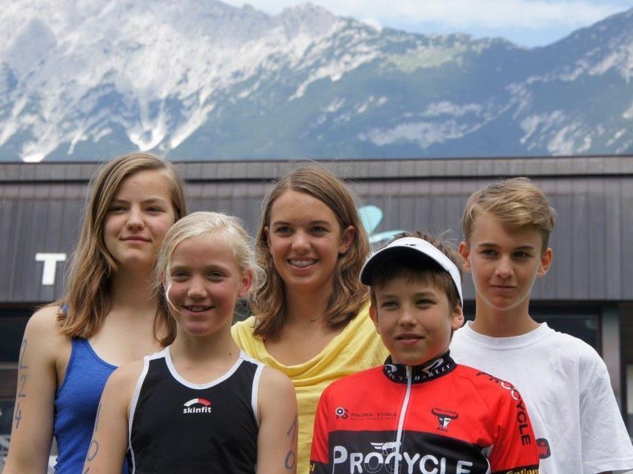 Das Vorarlberger Quartett ging bei den österreichischen Meisterschaften leer aus.