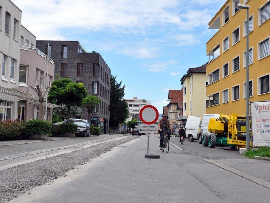 Mit der Neugestaltung der Mozartstraße wird ein weiterer Schritt der kontinuierlichen Verbesserung der Gestaltung der Verkehrsflächen in der Innenstadt umgesetzt.