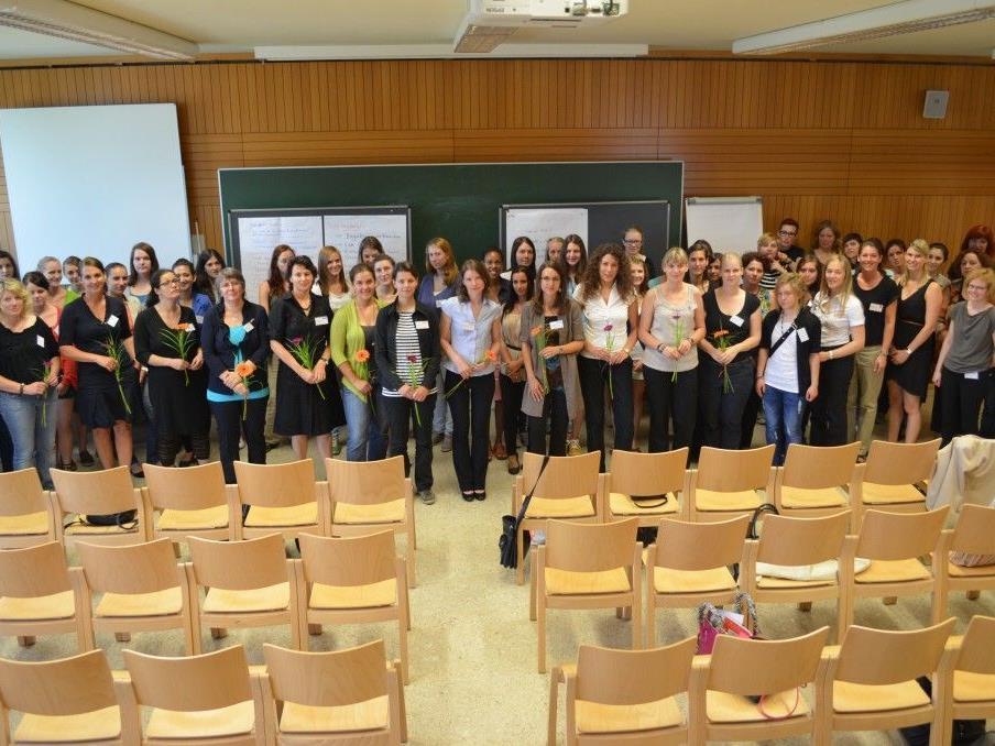 Der HTL Mädchentreff kam bei allen Beteiligten großartig an.