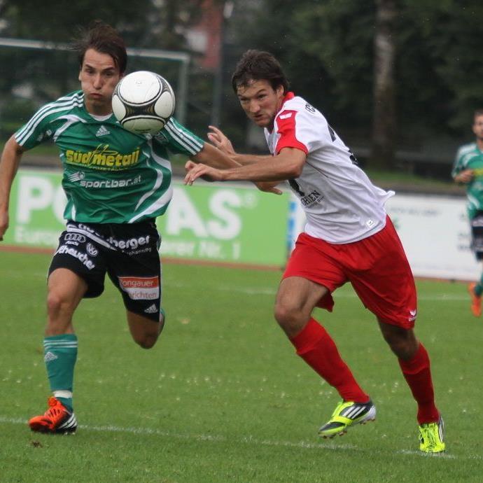 Manuel Honeck und Co. verloren zum Auftakt gegen Pongau mit 0:2 und enttäuschten.