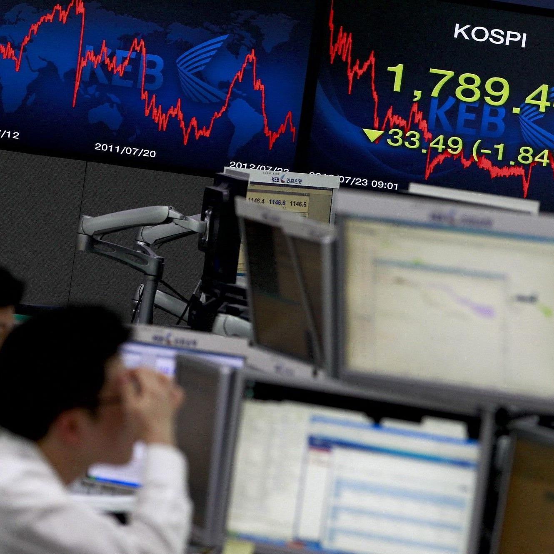 Bereits die Vorgaben aus Asien waren schwach - auch die europäischen Börsen starten durchwachsen.