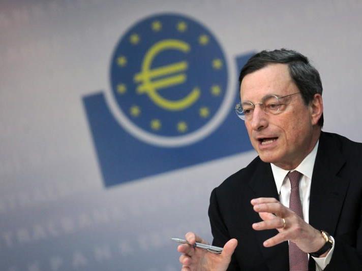 Seit dem Amtsantritt von EZB-Präsident Draghi im November 2011 hat die Notenbank ihren Leitzins somit halbiert.