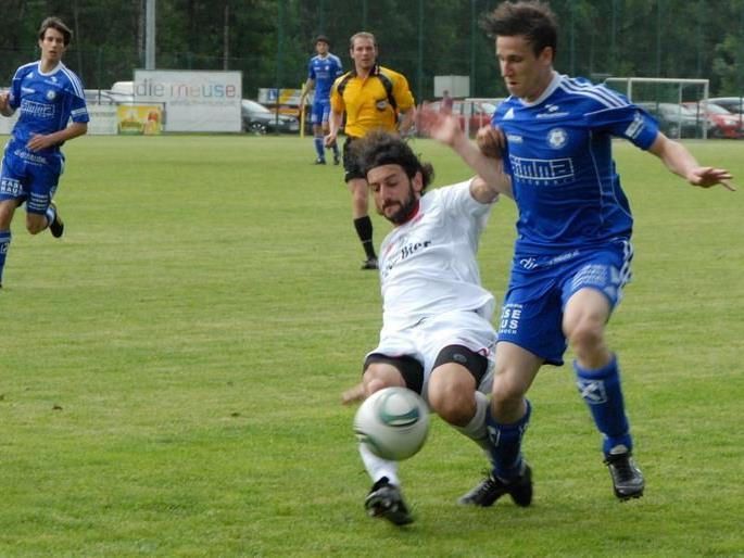 Das erste Testspiel des FC Egg gegen den FC Andelsbuch endete 4:4.