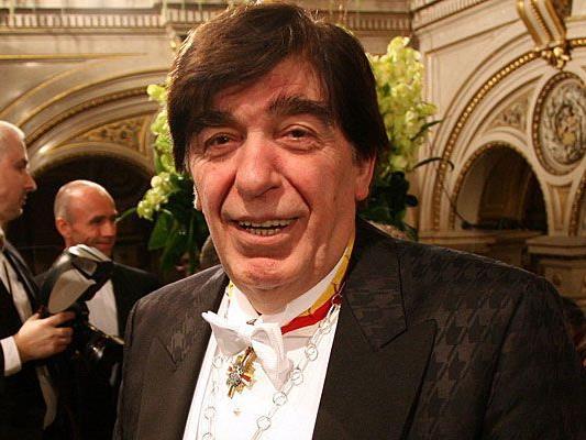Franco Andolfo im Jahre 2007 beim Opernball in der Wiener Staatsoper