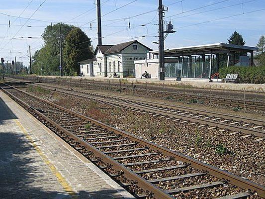 Nichts ging mehr bei der Franz-Josefs-Bahn in St. Andrä-Wördern