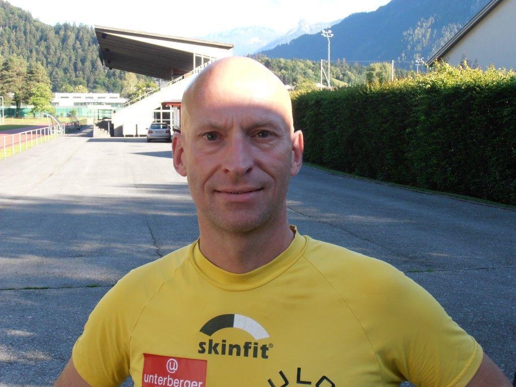 ULC Läufer Hubert Kreßnig